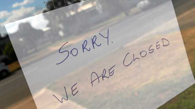 Hotondo Sales and Selection Centre in Rockhampton is closed.