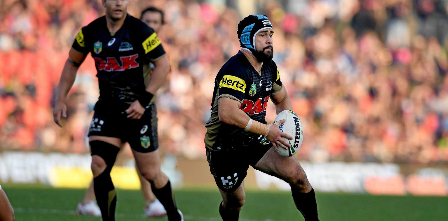 Jamie Soward has announced his retirement.