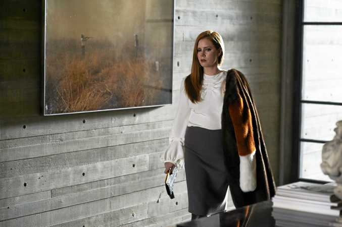Amy Adams stars alongside Jake Gyllenhaall in Nocturnal Animals which hits screens this week.