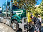 Cracker convoy earns $20k to help sick kids