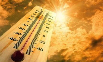 Heatwave ahead. Get ready for a scorcher.
