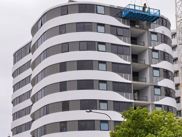 Aria's Breeze development at Mooloolaba. Photo: John McCutcheon / Sunshine Coast Daily