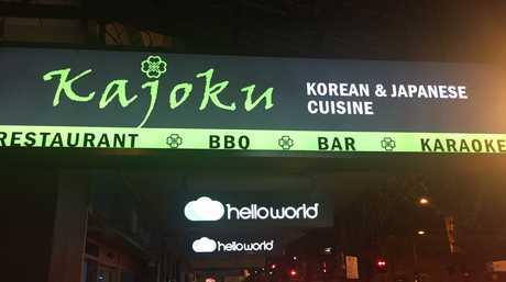 Kajoku Korean & Japanese Cuisine is a popular destination in Ruthven St.