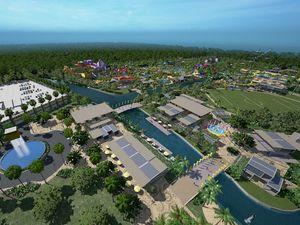 Luxury hotel expands $400m water park development