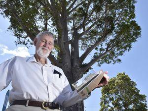 Take a tour of Toowoomba's historic trees