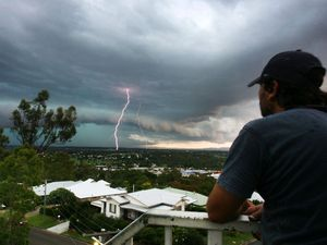 BoM: Afternoon, everning storms still possible for Ipswich