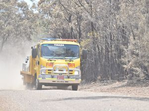 Crews will continue to check Dundathu for fire danger
