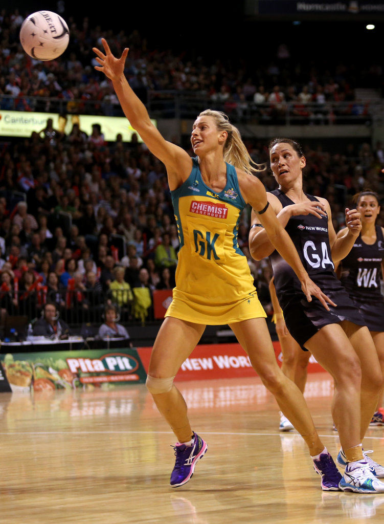 Unsure Future Laura Geitz Does Not Know If She Will Return To Netball Again Observer