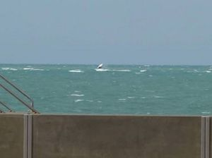 "Catamaran sinks near Urangan pier in ""just a few minutes"""
