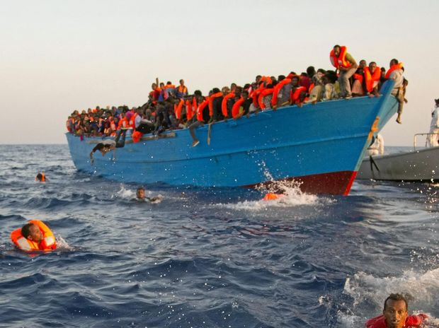 If we impose a visa ban, then the people smuggler's customer base will dry up and the offshore centres will empty.