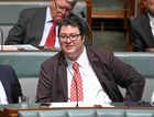 Liberal Member for Dawson George Christensen in the House of Representatives at Parliament House in Canberra (AAP Image/Mick Tsikas) NO ARCHIVING