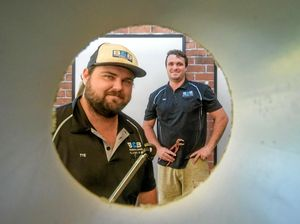 Clarence Valley's best plumbers are...