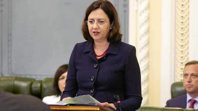 Premier Annastacia Palaszczuk is visiting Maryborough on Thursday November 24.