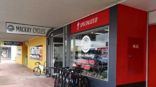 SMART MONEY: Mackay Cycles has moved from its Victoria St location