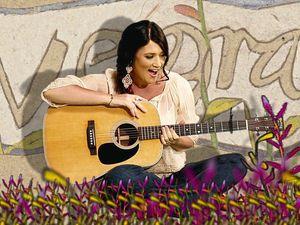 Sara Storer performs her latest album, Silos