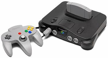 The Nintendo 64 hit homes in 1996.