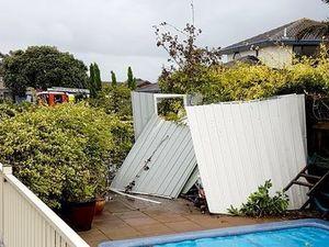 Tornado rips through NZ beach community