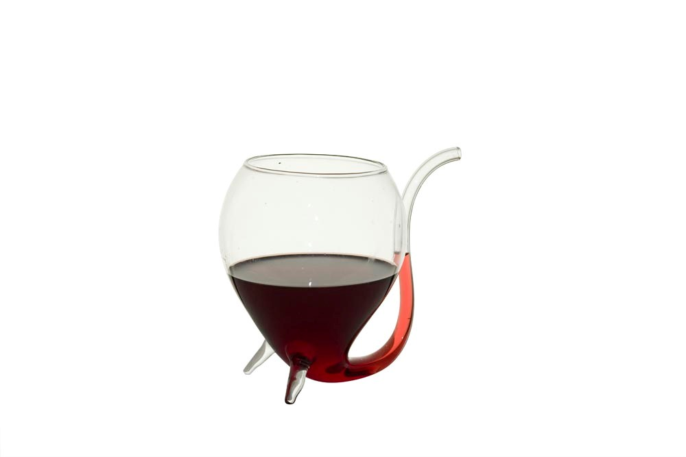 The Wine Sipper promises to be a conversation starter...