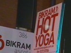 Fire threatens Yoga class in Melbourne.