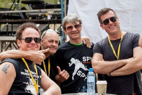 Spy v Spy will perform at Stanthorpe Rocks Festival 2016.
