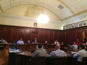 COUNCIL CHAOS: Tension remains as code of conduct debated