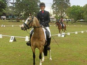 European riders take to competition in Nanango