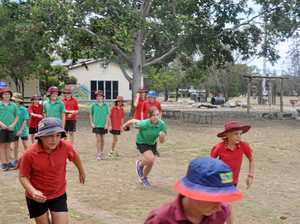 Runners rack up paddle pops