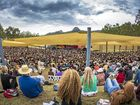 PEACE: More than 4000 people descended on Ivory's Rock Conventions and Events centre for a Peace Festival in September.