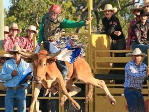 Clermont cowboy wins in Warwick