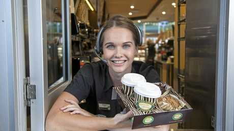Zarraffa's coffee shop in Stockland Rockhapmton will close its doors tomorrow, September 30. It will reopen at a new location in North Rockhampton early 2017 and wil include a drive-thru.