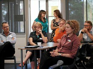 Community leading work experience program