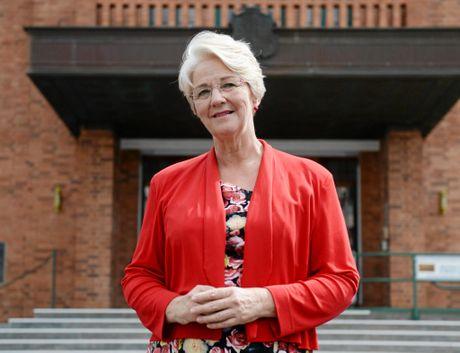 Rockhampton region mayor Margaret Strelow. Photo Allan Reinikka / The Morning Bulletin
