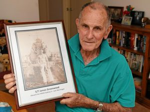 Bundy man remembers brother who died on HMAS Sydney