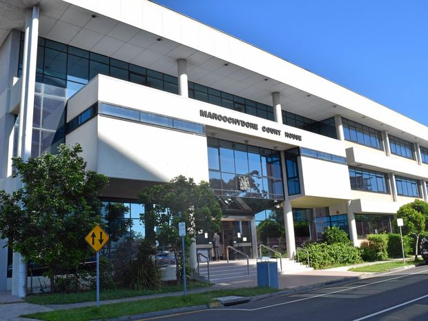 Maroochydore Court House