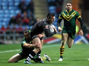 Rapana backs Kenny-Dowall to find form