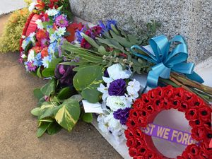 Remembrance Day events across Central Queensland