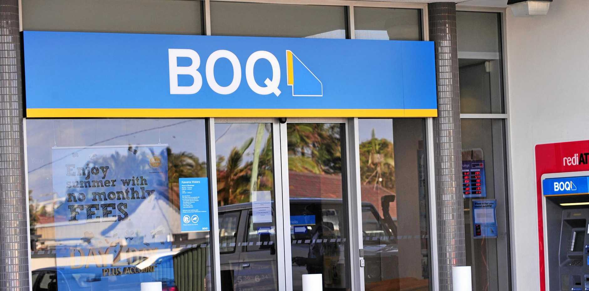 Bank of Queensland Sarina will close its doors on January 19, with business customers needing to travel to Mackay to deposit money.