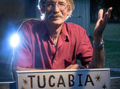 Bob Walker - who is holding comedy gigs in Tucabia and Yamba.