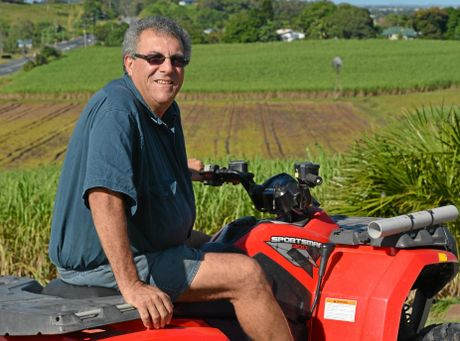 Canegrowers Makcay CEO Paul Schembri is stepping down from his position.  Photo Lee Constable / Daily Mercury