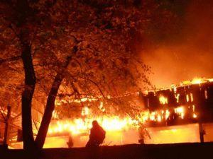 Firebug's reign of terror on Coast: 17 mystery blazes