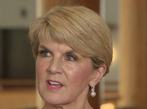Foreign Minister Julie Bishop say Trump Likely next President