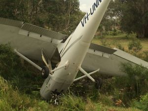 Plane crash in Tweed Heads