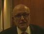 Republican Rudy Giuliani speaks about Trump