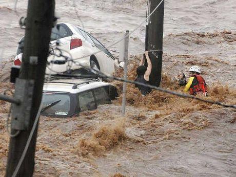 Floods January 10, 2011