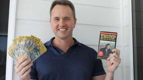 Hervey Bay man Matthew Klan thought Donald Trump would become the next United States of America President when he saw trends emerging by what Mr Trump had to say.
