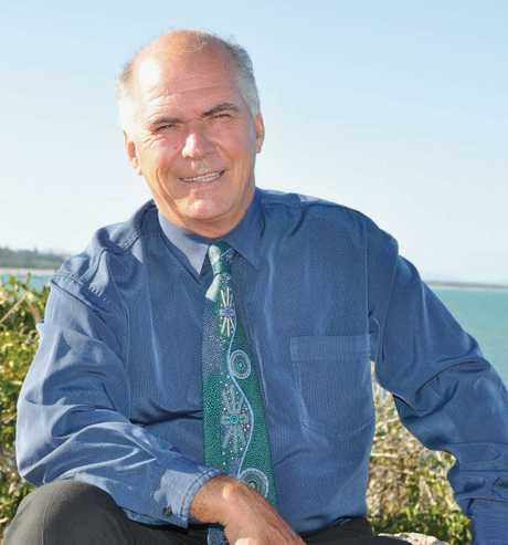 Livingstone Shire Council Mayor Bill Ludwig.