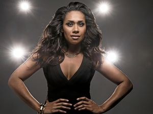 Paulini plays idol Whitney Houston's role in The Bodyguard