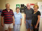 HEARTFELT APPRECIATION: Members from the Woolgoolga Senior Citizens Centre with the new defibrillator.