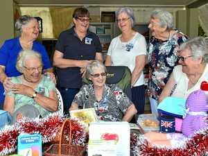 QCWA celebrates joy of giving this Christmas