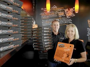 Pizza Capers in spotlight, features on television program